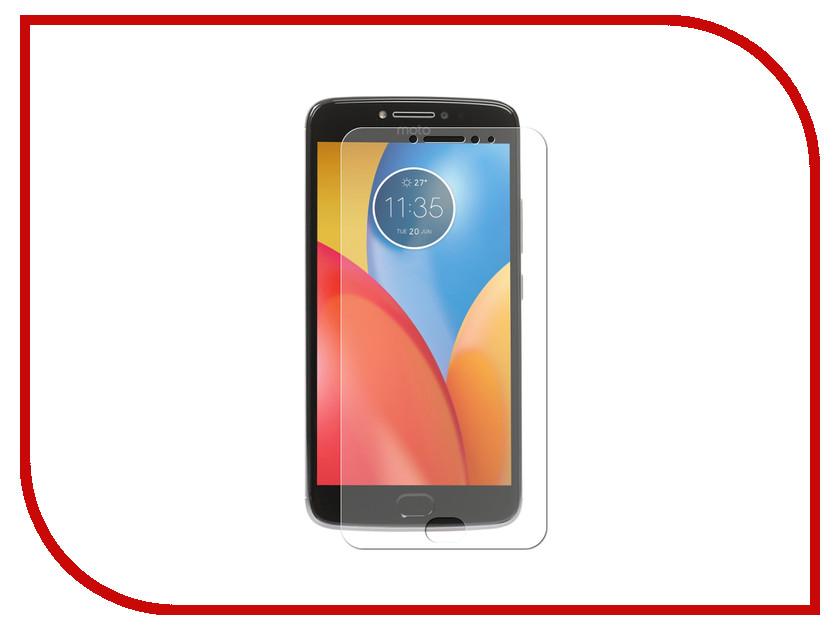 Аксессуар Защитная пленка для Motorola  E Gen.4 Plus LuxCase Full Screen Transparent 88906