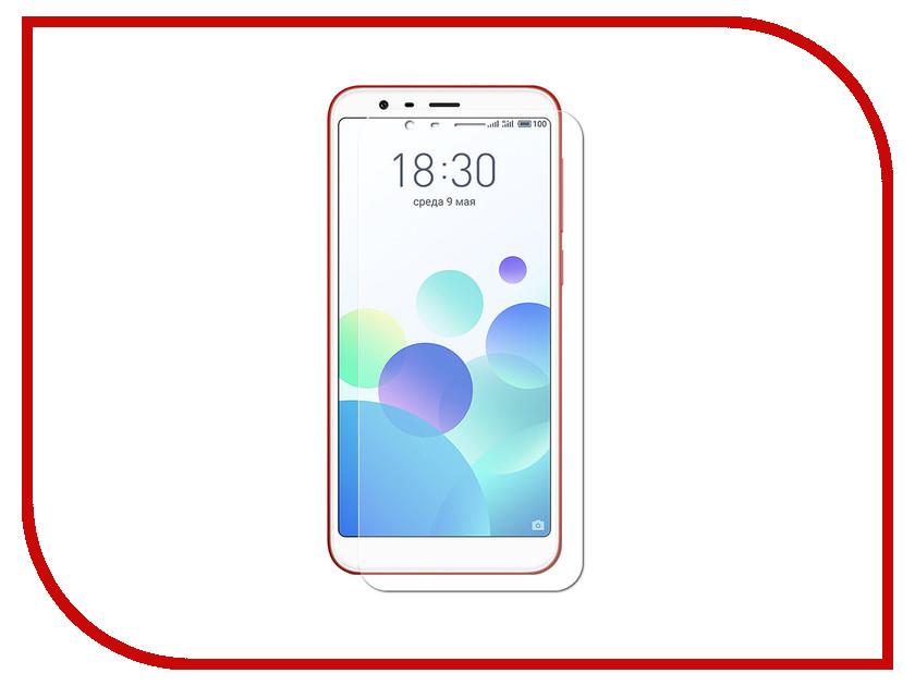 Аксессуар Защитная пленка для Meizu M8c LuxCase Full Screen Transparent 89046 аксессуар защитная пленка для meizu pro 7 luxcase full screen transparent 88332