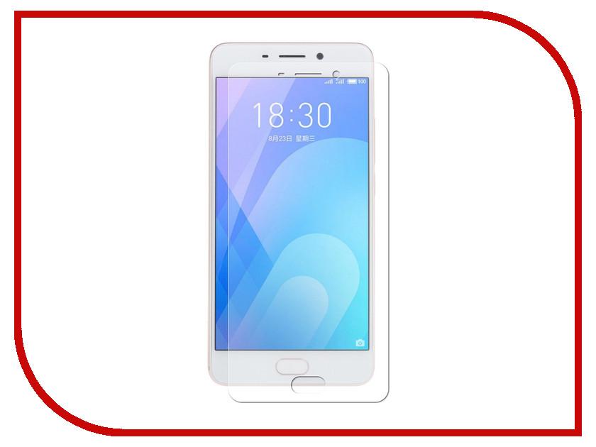 Аксессуар Защитная пленка для Meizu M6 Note LuxCase Full Screen Transparent 88927 смартфон meizu m6 note m721h 32gb
