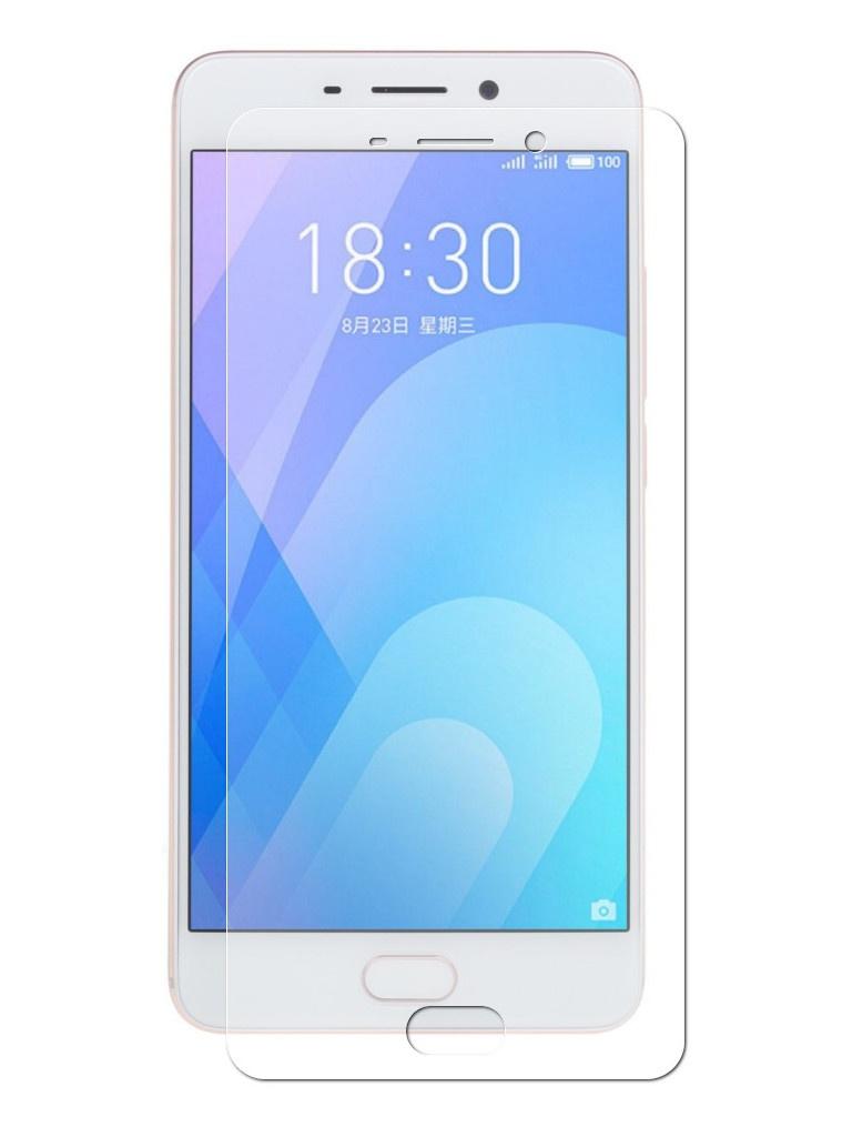 Аксессуар Защитная пленка для Meizu M6 Note LuxCase Full Screen Transparent 88927