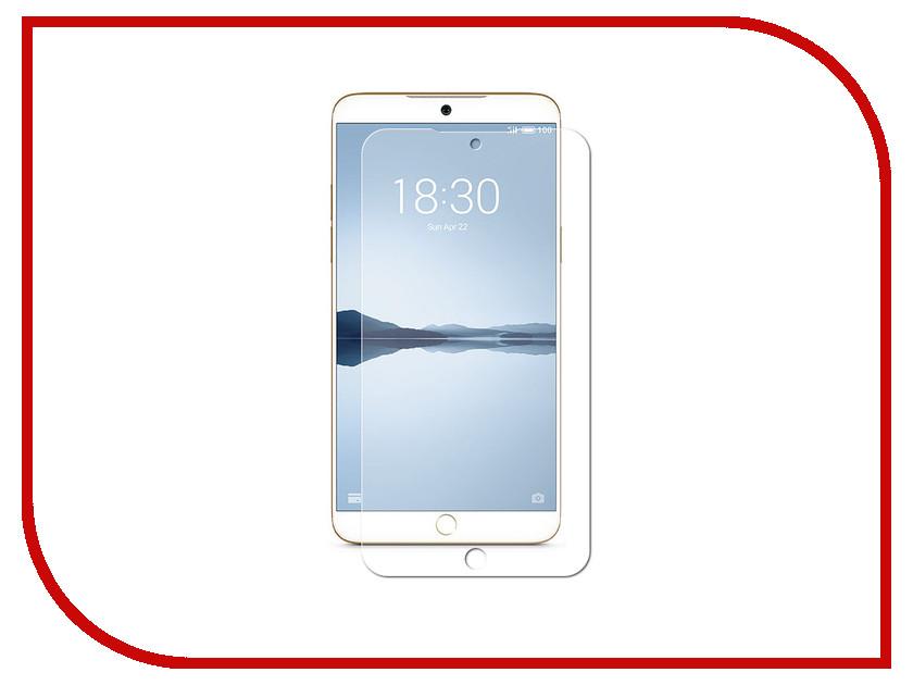 Аксессуар Защитная пленка для Meizu 15 LuxCase Full Screen Transparent 89047 аксессуар защитная пленка для alcatel 5v luxcase full screen transparent 88579