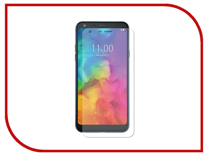 Аксессуар Защитная пленка для LG Q7/Q7+ LuxCase Full Screen Transparent 88062