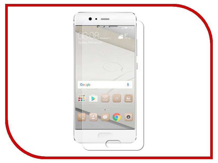 Аксессуар Защитная пленка для Huawei P10 LuxCase Full Screen Transparent 88656 аксессуар защитная пленка для huawei honor 10 luxcase full screen transparent 89024