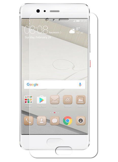 Аксессуар Защитная пленка LuxCase для Huawei P10 Full Screen Transparent 88656 аксессуар защитная пленка для huawei honor 10 luxcase full screen transparent 89024