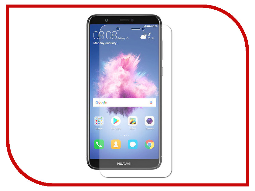 Аксессуар Защитная пленка для Huawei P Smart LuxCase Full Screen Transparent 88973 towe ap c40 pv600 pv systems 600v dc system power class c protection 4 modulus imax 40ka up 2 2v thunder protector