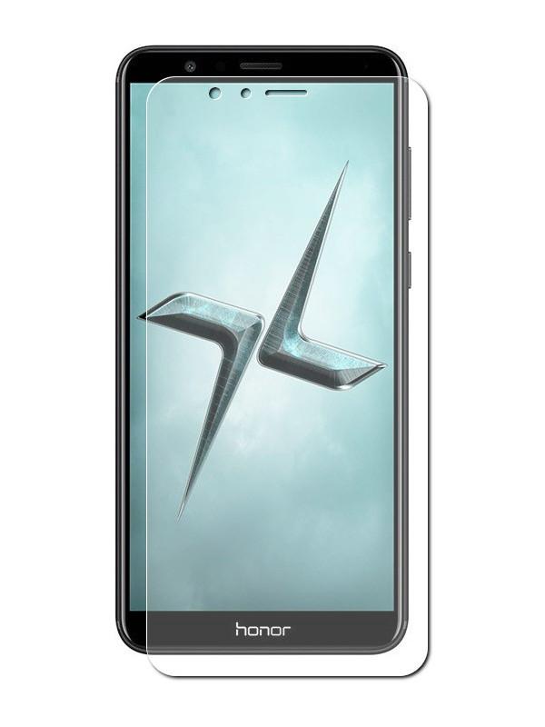 Аксессуар Защитная пленка LuxCase для Honor 7X Full Screen Transparent 88955 пленка