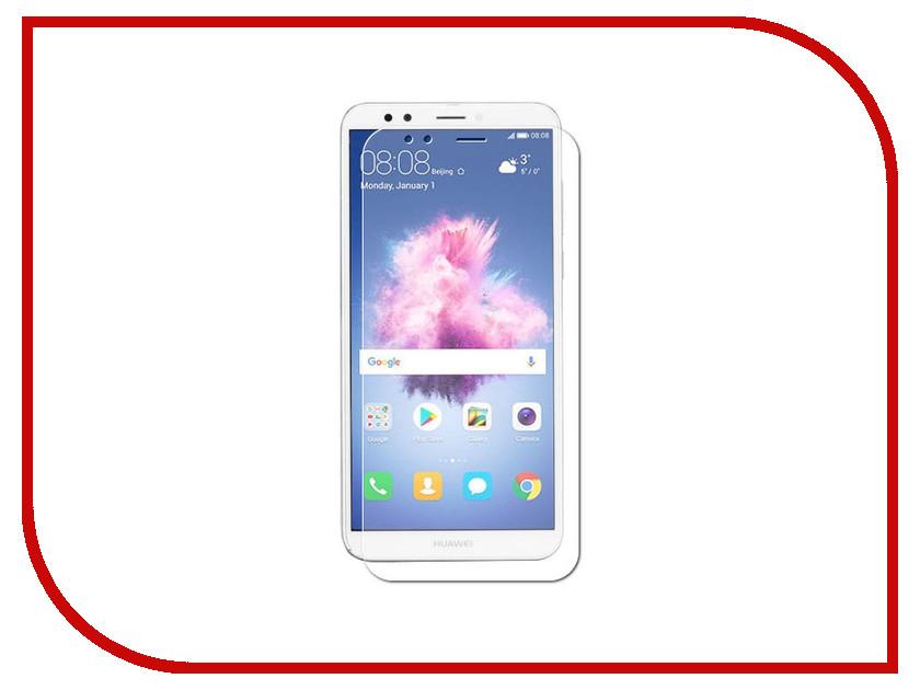 Аксессуар Защитная пленка для Huawei Honor 7C LuxCase Full Screen Transparent 89031 аксессуар защитная пленка для huawei honor play luxcase full screen transparent 88664