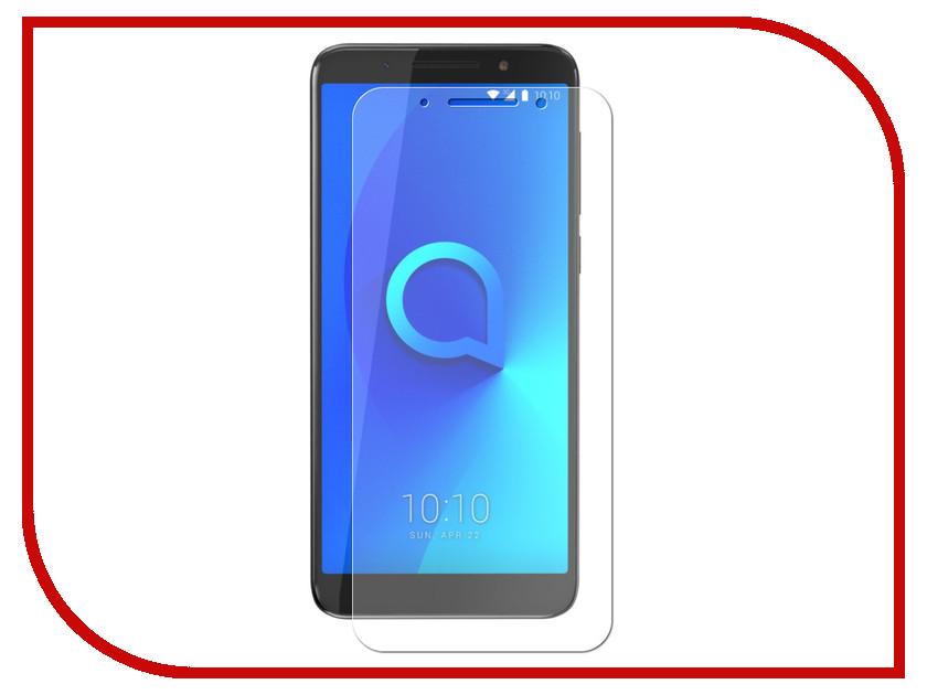 все цены на Аксессуар Защитная пленка LuxCase для Alcatel 3X 5058i / 3L 5034D LuxCase Full Screen Transparent 88558 онлайн