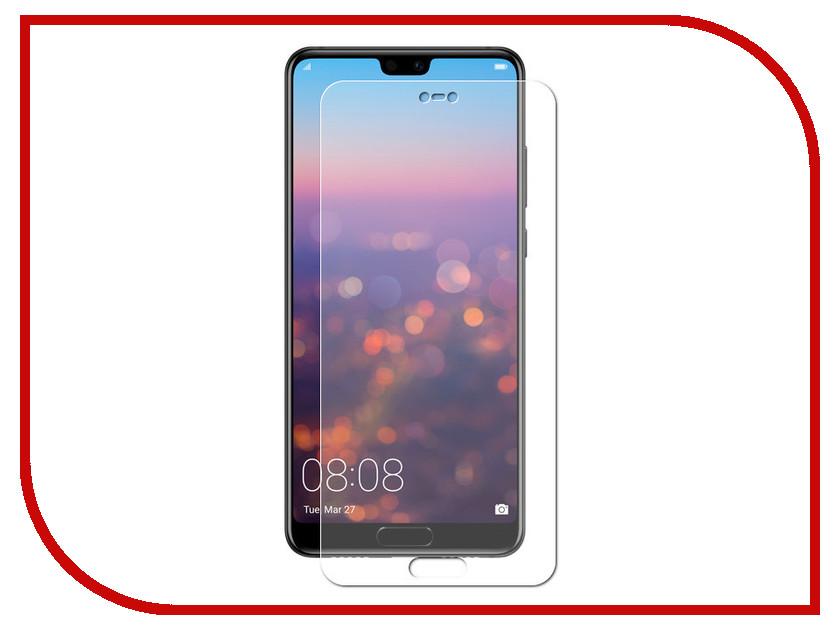 Аксессуар Защитная пленка для Huawei P20 LuxCase 0.2mm 82479 аксессуар защитная пленка luxcase для alcatel 3l 5034d luxcase full screen transparent 88578