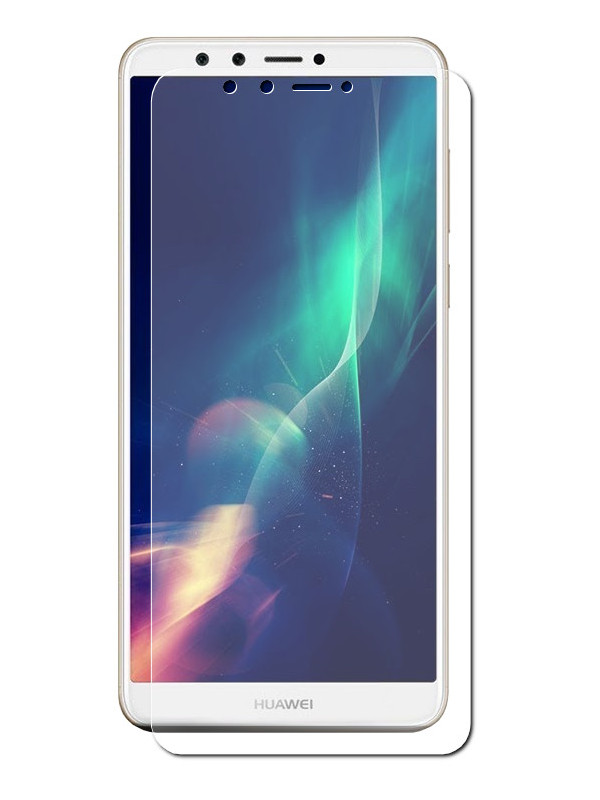 Аксессуар Защитно стекло LuxCase для Huawei Y9 2018 2.5D 0.33mm 82481