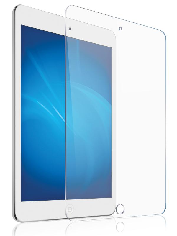 Аксессуар Защитное стекло LuxCase для APPLE iPad 9.7 LuxCase 0.2mm 82470 luxcase glass для apple ipad pro 12 9 2018