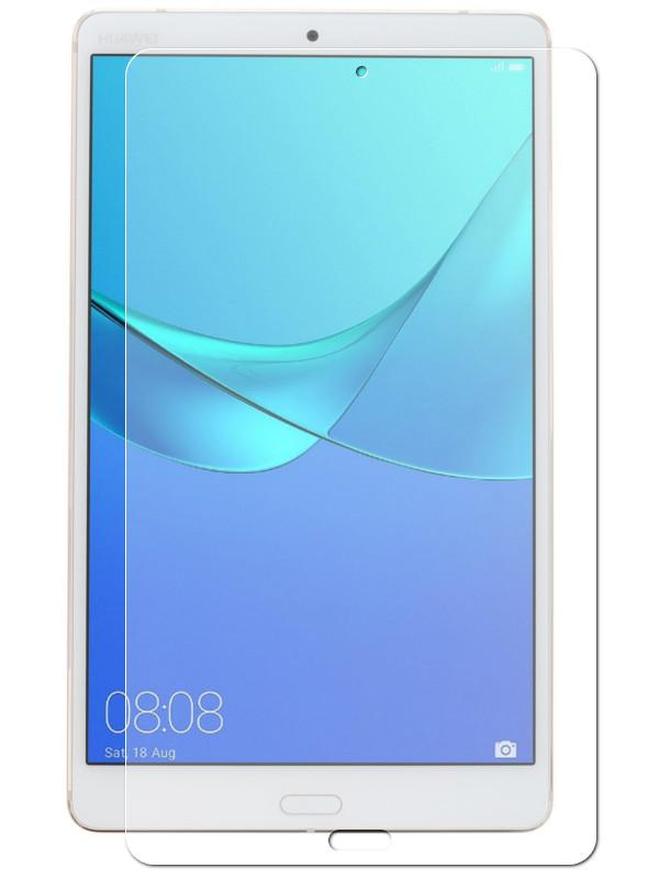 Аксессуар Защитное стекло LuxCase для Huawei MediaPad M5 8 0.2mm 82472 аксессуар закаленное стекло для huawei mediapad m5 10 8 df hwsteel 42
