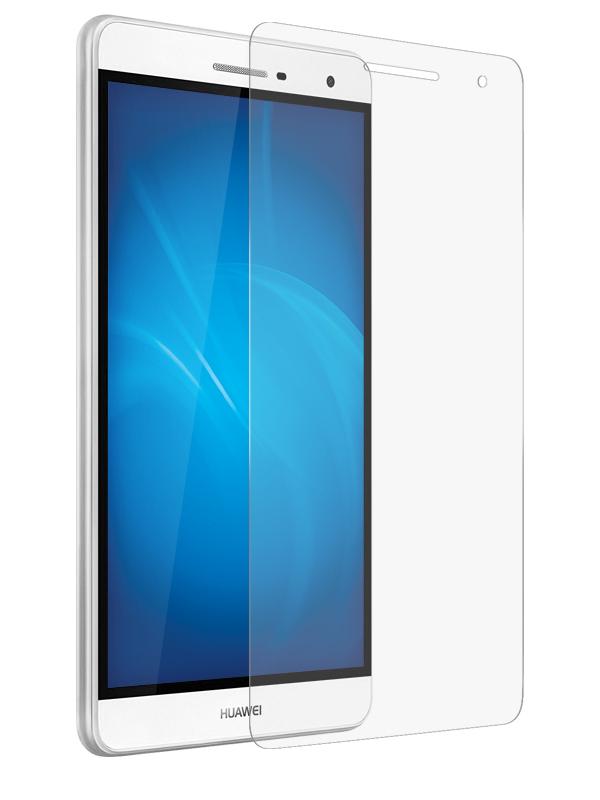 все цены на Аксессуар Защитное стекло LuxCase для Huawei MediaPad T2 7 0.2mm 82473 онлайн