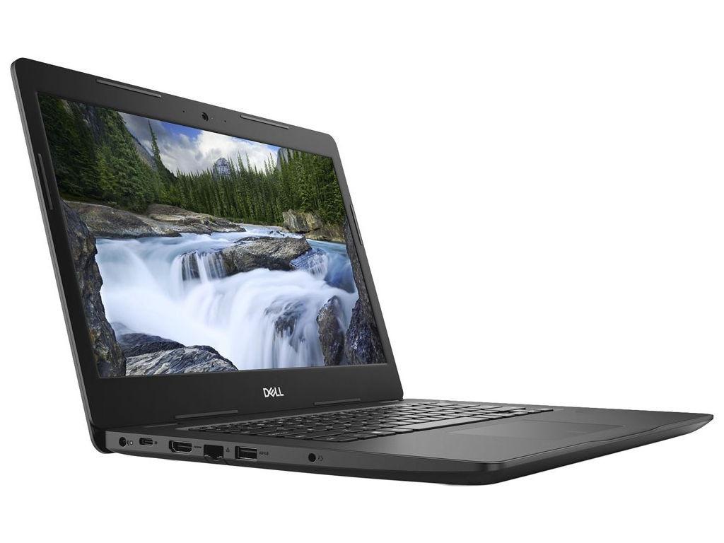 Ноутбук Dell Latitude 3490 3490-4087 Black (Intel Core i5-8250U 1.6 GHz/8192Mb/256Gb SSD/No ODD/AMD Radeon 530X 2048Mb/Wi-Fi/Bluetooth/Cam/14.0/1920x1080/Windows 10 64-bit)