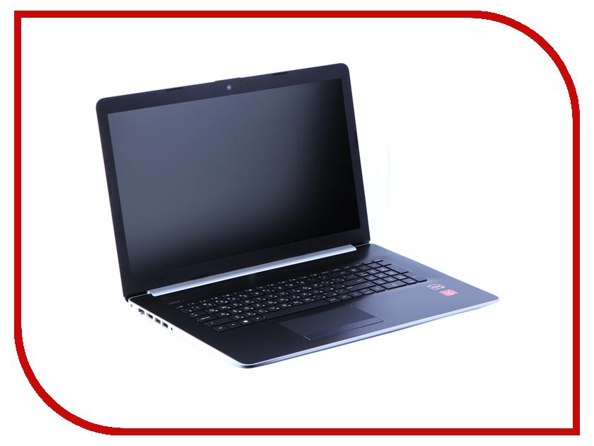 Ноутбук HP 17-ca0024ur 4KG37EA Silver (AMD Ryzen 5 2500U 2.0GHz/8192Mb/1000Gb + 128Gb SSD/DVD-RW/AMD Radeon Vega 8/Wi-Fi/Bluetooth/Cam/17.3/1600x900/Windows 10 64-bit) ноутбук hp 15 bw045ur 2bt64ea amd a6 9220 2 5 ghz 4096mb 1000gb dvd rw amd radeon 520 2048mb wi fi bluetooth cam 15 6 1960x1080 windows 10 64 bit