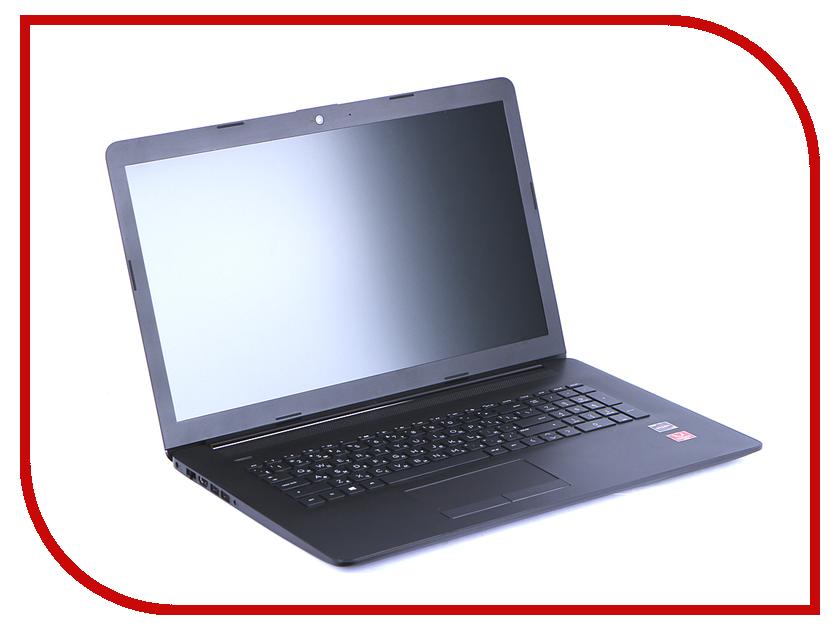 Ноутбук HP 17-ca0030ur 4JV93EA Jet Black (AMD Ryzen 3 2200U 2.5 GHz/4096Mb/500Gb/DVD-RW/AMD Radeon Vega 3/Wi-Fi/Cam/17.3/1600x900/Windows 10 64-bit) ноутбук hp 15 db0206ur amd a4 9125 2300 mhz 15 6 1366x768 4gb 500gb hdd dvd rw amd radeon r3 wi fi bluetooth windows 10 home
