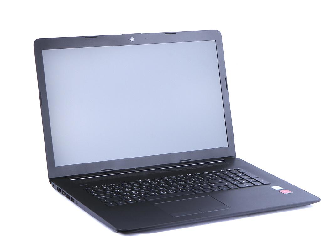 Фото - Ноутбук HP 17-by0010ur 4KF37EA Jet Black (Intel Core i3-7020U 2.3 GHz/8192Mb/1000Gb/AMD Radeon 520/Wi-Fi/Cam/17.3/1600x900/Windows 10 64-bit) ноутбук hp 17 bs016ur 1zj34ea intel core i7 7500u 2 7 ghz 8192mb 1000gb dvd rw amd radeon 520 2048mb wi fi cam 17 3 1600x900 windows 10 64 bit