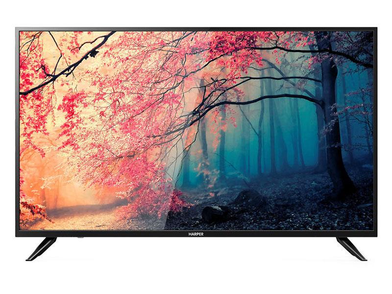 лучшая цена Телевизор Harper 50U750TS