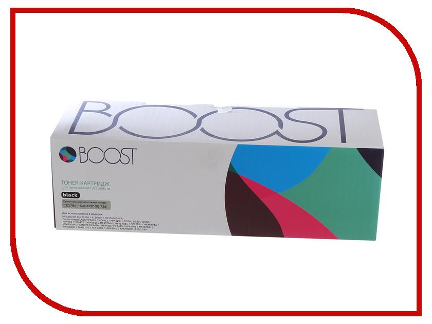 Картридж Boost CE278A V8.0 для HP LJP1566/1606