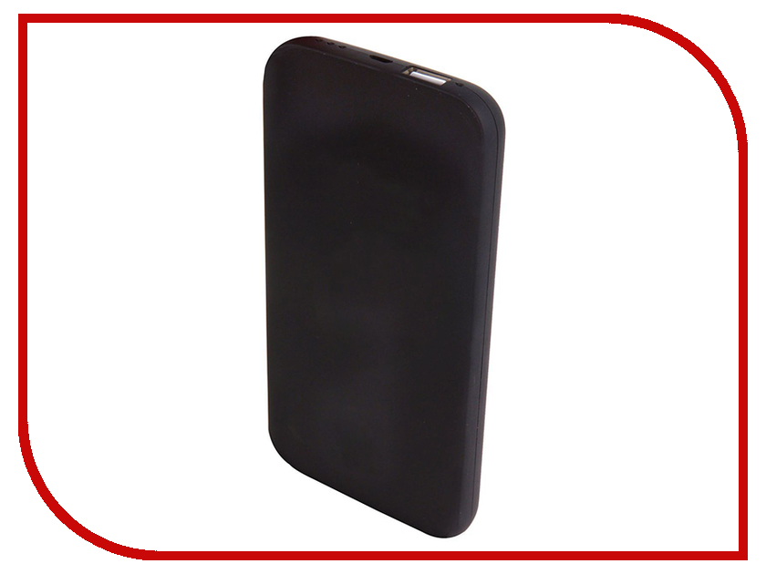 Аккумулятор Muvit 4000mAh Black MUCHP0090 аккумулятор globusgps gl pb24 8800mah black