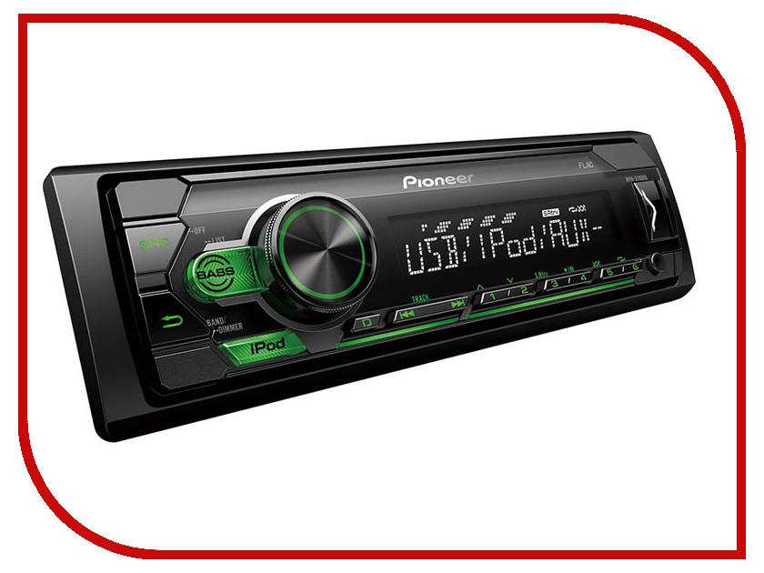 все цены на Автомагнитола Pioneer MVH-S110UIG онлайн
