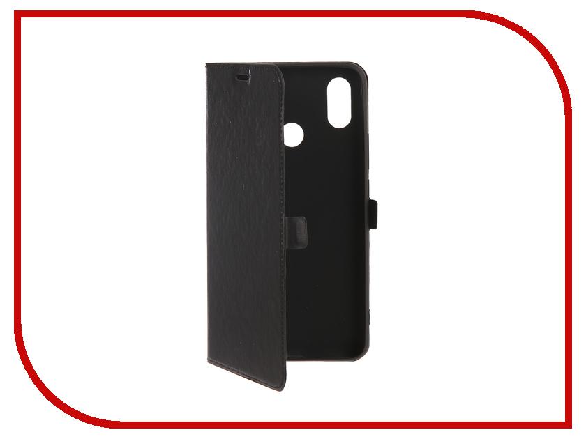 Аксессуар Чехол для Xiaomi Mi Max 3 DF Black xiFlip-33 кальций д3 никомед апельсин 60 таблетки жевательные