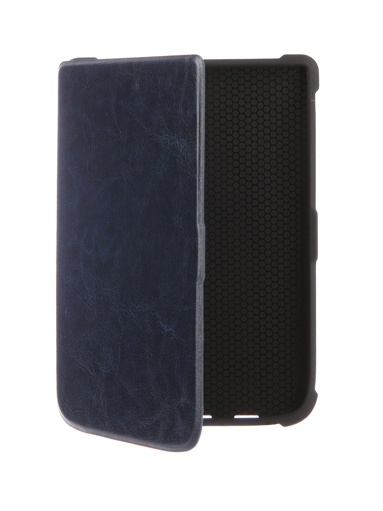 Zakazat.ru: Аксессуар Чехол TehnoRim для PocketBook 616/627/632 Slim Dark Blue TR-PB616-SL01DBLU