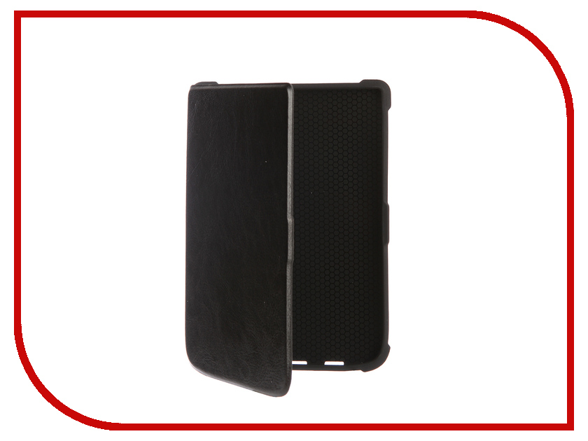 Аксессуар Чехол for PocketBook 616/627/632 TehnoRim Slim Black TR-PB616-SL01BL