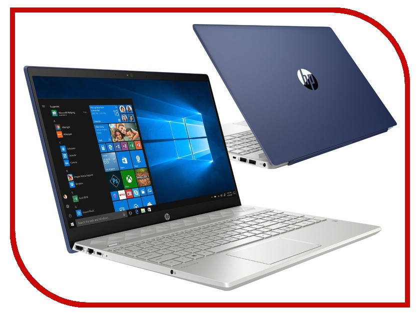 Ноутбук HP Pavilion 15-cw0006ur Blue 4GZ15EA (AMD Ryzen 5 2500U 2.0 GHz/12288Mb/1000Gb+128Gb SSD/AMD Radeon Vega 8/Wi-Fi/Bluetooth/Cam/15.6/1920x1080/Windows 10 Home 64-bit) встраиваемый светильник arte lamp invisible a9214pl 1wh