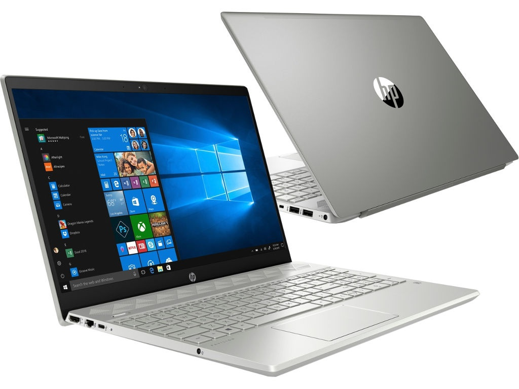 Ноутбук HP Pavilion 15-cw0008ur Silver 4HA55EA (AMD Ryzen 5 2500U 2.0 GHz/12288Mb/1000Gb+128Gb SSD/AMD Radeon Vega 8/Wi-Fi/Bluetooth/Cam/15.6/1920x1080/Windows 10 Home 64-bit)