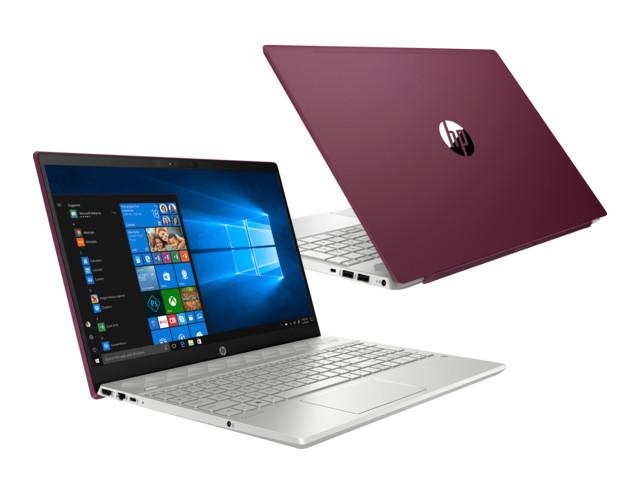 Ноутбук HP Pavilion 15-cw0009ur Vinous 4HA98EA (AMD Ryzen 5 2500U 2.0 GHz/12288Mb/1000Gb+128Gb SSD/AMD Radeon Vega 8/Wi-Fi/Bluetooth/Cam/15.6/1920x1080/Windows 10 Home 64-bit)