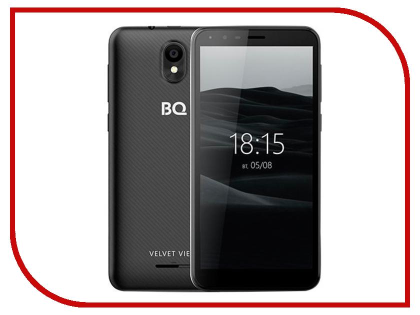 Сотовый телефон BQ-5300G Velvet View Black black velvet skinny leggings