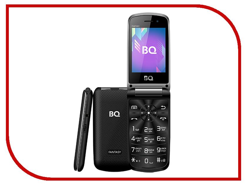 Сотовый телефон BQ 2809 Fantasy Black bq 2809 fantasy black мобильный телефон