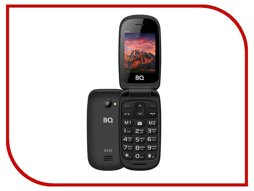 Сотовый телефон BQ BQ-2437 Daze Black цены онлайн