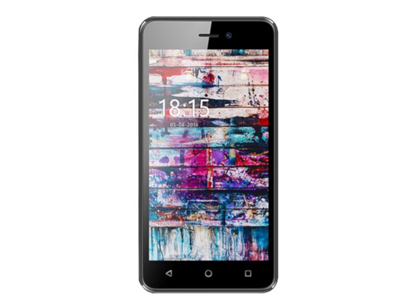 Сотовый телефон BQ BQ-5002G Fun Black смартфон bq bq 5002g fun gold