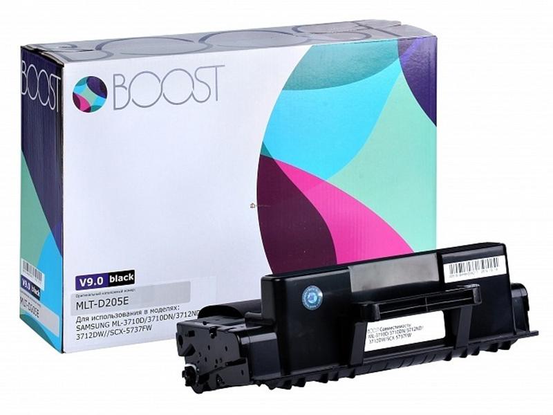 Картридж Boost MLTD205E V9.0 для Samsung ML3710D