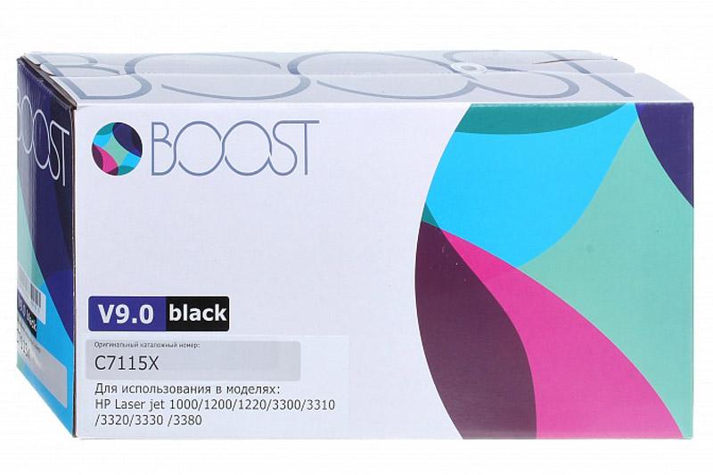 где купить Картридж Boost C7115X V9.0 для HP LJ1200/1220 дешево