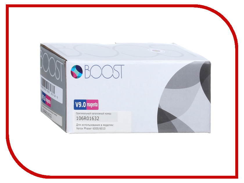 Картридж Boost 106R01632 V9.0 для Xerox PH6000 Magenta