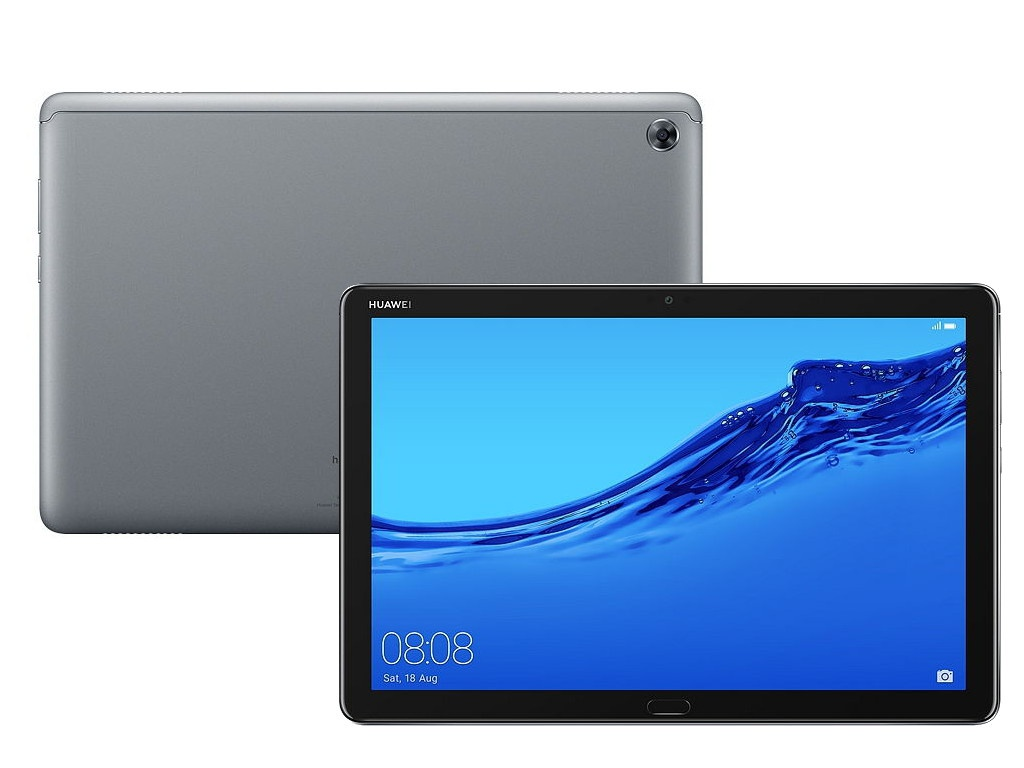 Планшет Huawei MediaPad M5 Lite 10 32Gb LTE BAH2-L09 Space Gray 53010DJX (Kirin 659 2.4GHz/3072Mb/32Gb/LTE/Wi-Fi/Bluetooth/Cam/10.1/1920x1200/Android) slim business retro flip stand cover case for huawei mediapad m5 lite 10 case bah2 w09 bah2 l09 bah2 w19 10 1 tablet shell