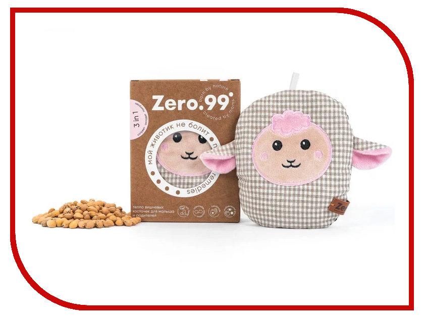 Игрушка-грелка ZerO-99 Овечка С вишневыми косточками 19207 игрушка грелка cozy plush овечка cp she 1
