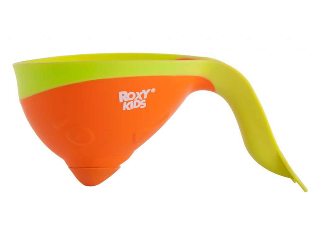 Ковш для ванны Roxy-Kids Flipper RBS-004-O Orange