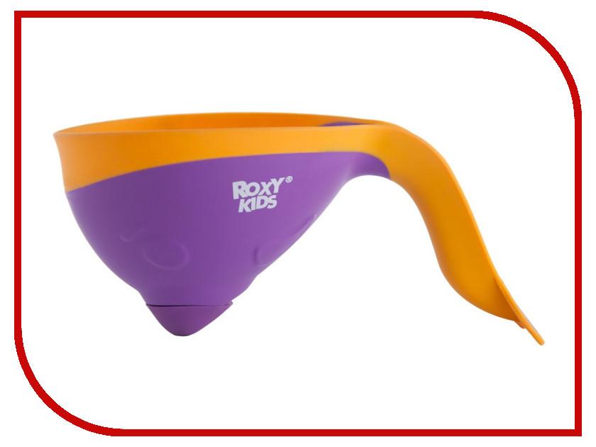 Ковш для ванны Roxy-Kids Flipper RBS-004-V Purple цены онлайн