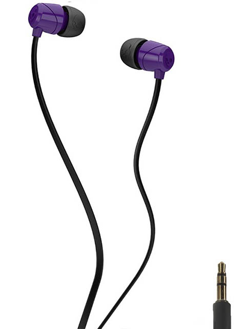 Skullcandy Jib In-Ear W/O Mic S2DUDZ-042 Purple наушники skullcandy jib pink