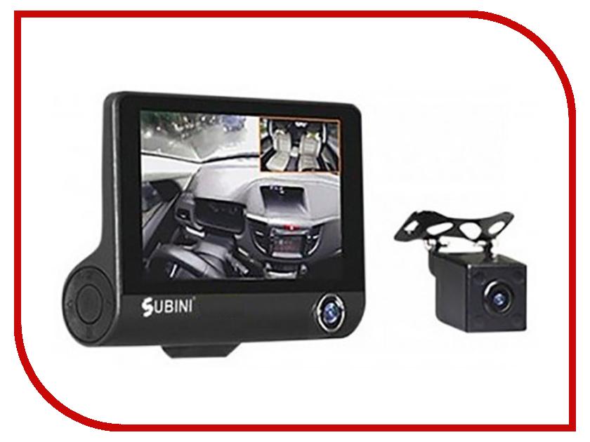 Видеорегистратор Subini GD-695