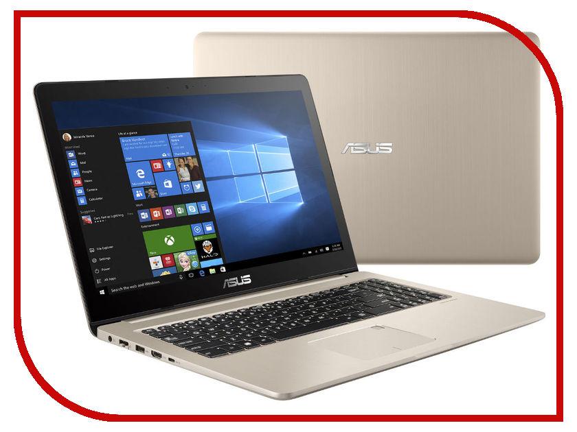 Ноутбук ASUS VivoBook N580GD-DM243T 90NB0HX1-M03570 Gold (Intel Core i5-8300H 2.3 GHz/8192Mb/1000Gb + 128Gb SSD/nVidia GeForce GTX 1050 2048Mb/Wi-Fi/Bluetooth/Cam/15.6/1920x1080/Windows 10 64-bit) цена