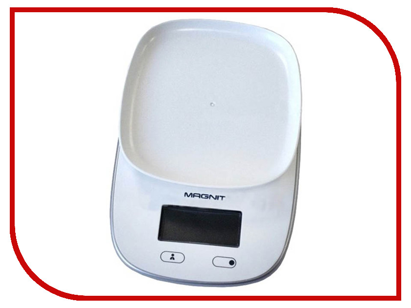 Весы Magnit RMX-6302 White
