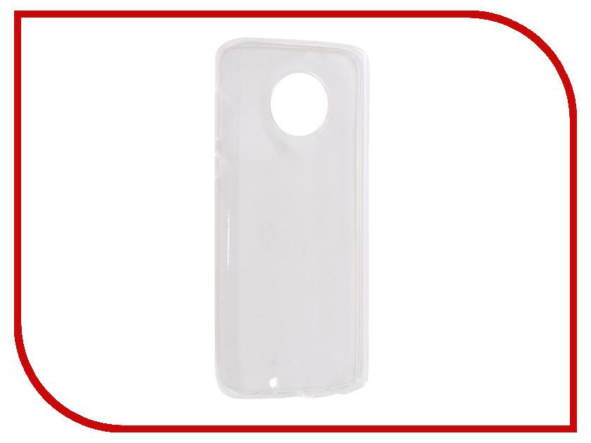 Аксессуар Чехол для Motorola Moto G6 Zibelino Ultra Thin Case White ZUTC-MOTR-MOT-G6-WHT аксессуар чехол для xiaomi mi5x mi a1 zibelino ultra thin case white zutc xia mi5x wht