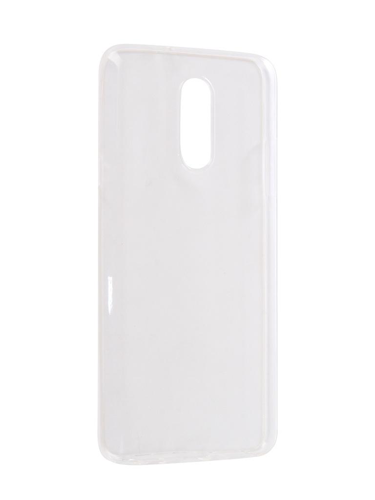 Аксессуар Чехол для LG Stylus Plus 2018 Zibelino Ultra Thin Case White ZUTC-LG-STPL-WHT