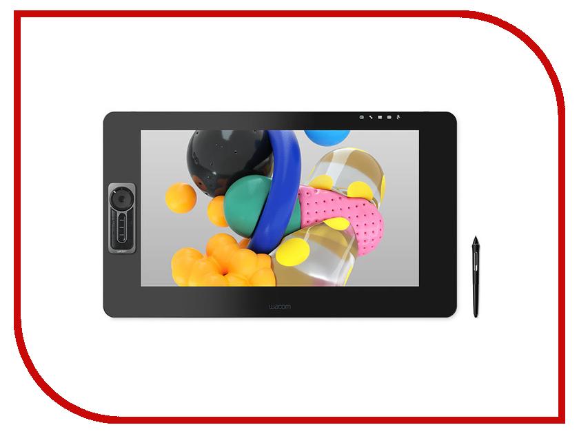 Графический планшет Wacom Cintiq Pro 32 DTH-3220 Black жк lcd монитор wacom cintiq 13hd