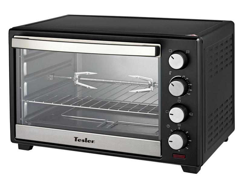 Мини печь Tesler EOG-6000 Black